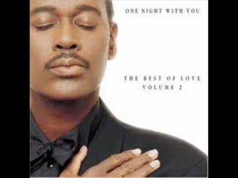 Luther Vandross - So Amazing - YouTube