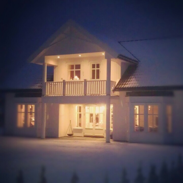 Our house in Norway