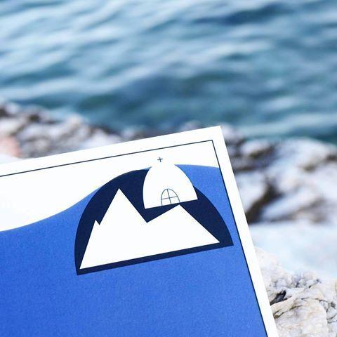 Focus on details.    #quattrocards #quattroshapes #greetingcards #weddingcards #summercards #illustration #graphicdesign #minimal #minimalillustration #minimalism #greeksummer #sea #summermood #summer #islandillustration #greekisland #greekdesign #madeingreece #simplicity