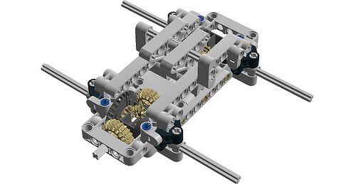 lego braiding machine instructions