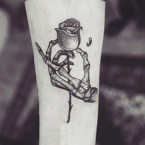 Life & Death #rose....x