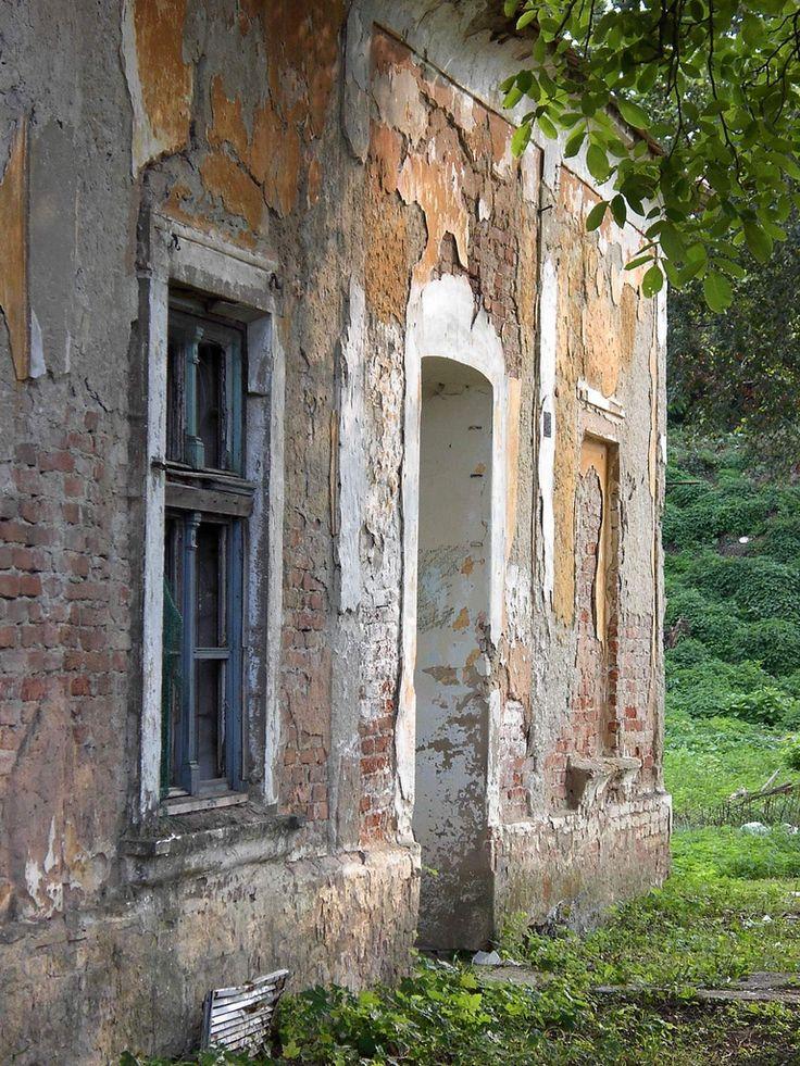 Ötvöspuszta, egykori Szegedy Róza-kúria