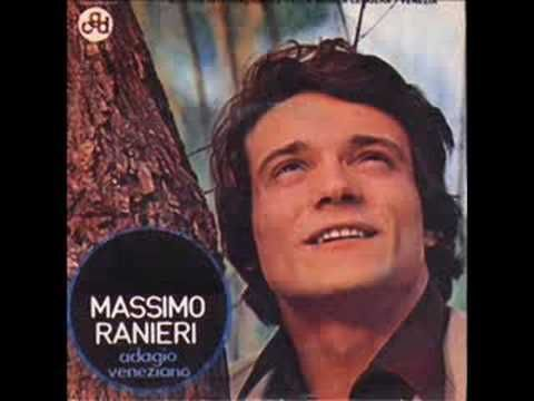 Massimo Ranieri - Adagio Veneziano - YouTube