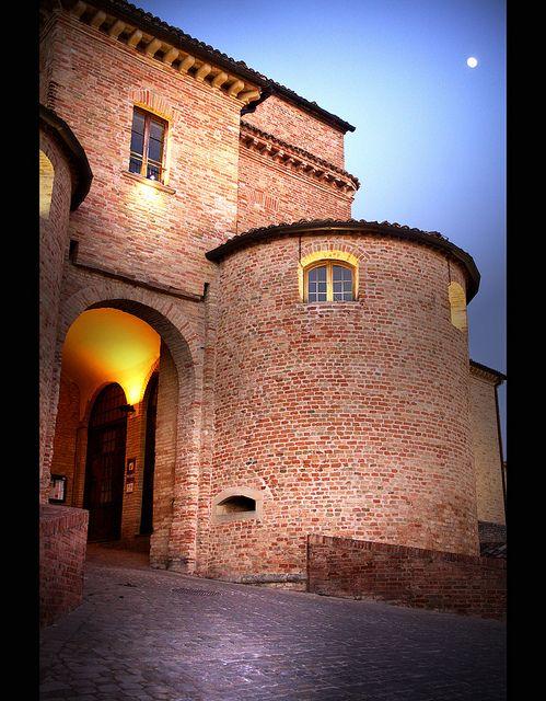 Mombaroccio porta maggiore #mombaroccio