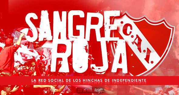 la publicidad de infierno rojo para su red social de su pagina.