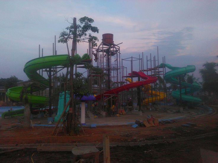 Kami dari GOODNEWS TECHNOLOGIES yang bekerja di bidang pembuatan waterpark atau arena bermain air sesuai dengan desain yang anda inginkan . Bila anda berminat silahkan hubungin saya : Office : Jl. Boulevard Raya Ruko Star of Asia No. 99 Lippo Karawaci Tangerang Banten Indonesia 15811 Telp. : 081290627627 / 089646793777 Pin BBM : 58127EAB Web: http://kontraktorwaterparkgntechnologies.blogspot.com http://jasakontraktorwaterparkdony.blogspot.com https://twitter.com/Gntechnologies2