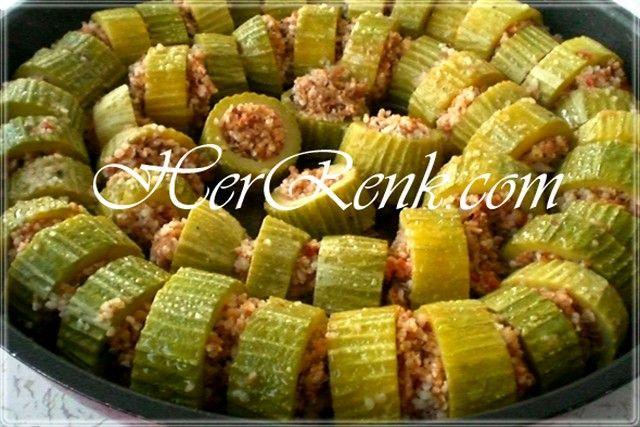 Katıklı Dolma-bitlis,kabak dolması,turkish stuffed zucchini,malatya mutfağı,cakes,fritters,yöresel domalar,pottage,soup,eat,how to cook zucchini,mutfağım,recipes,bulgurlu tarifler,reyhan,fesleğen,,dolma,sebze dolması,ince bulgur,