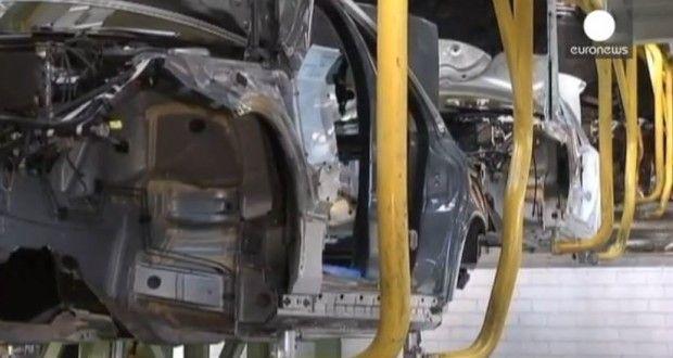 Ανησυχητική πτώση παραγωγής στην Γερμανία | Verge