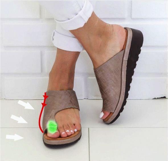 Comfy Platform Sandal Shoes - Online