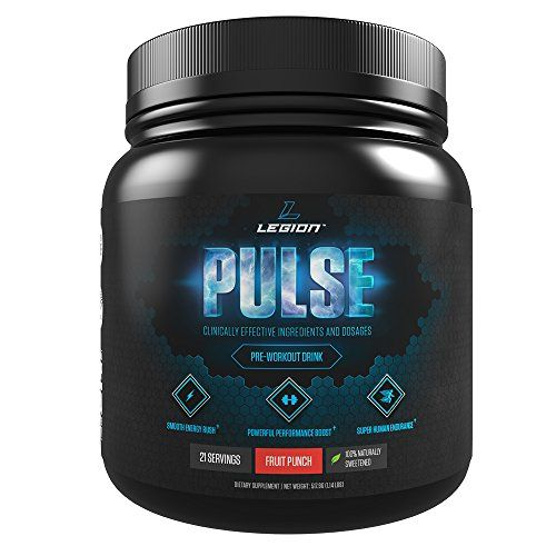 TOP NITRIC OXIDE PRE WORKOUT. Citrulline and theanine dramatically increase nitric oxide production. SAY NO TO PRE WORKOUT WITH CREATINE. Creatine belongs in post workout supplements, not pre workouts. BEST NATURAL PRE WORKOUT SUPPLEMENT FOR MEN AND WOMEN. Pulse is 100% naturally sweetened & flavored.