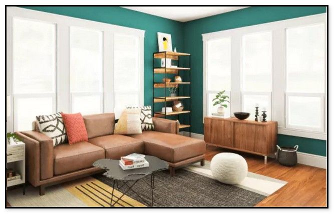 50 Living Room Color Schemes that will Make Your Space Look ...