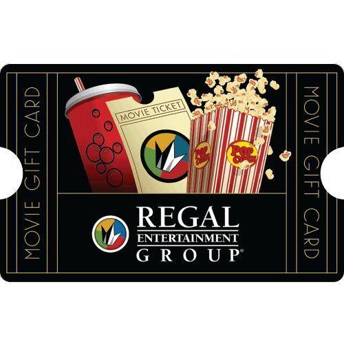$50 Regal Entertainment Group Gift Card for only $40 - http://couponingforfreebies.com/50-regal-entertainment-group-gift-card-40/