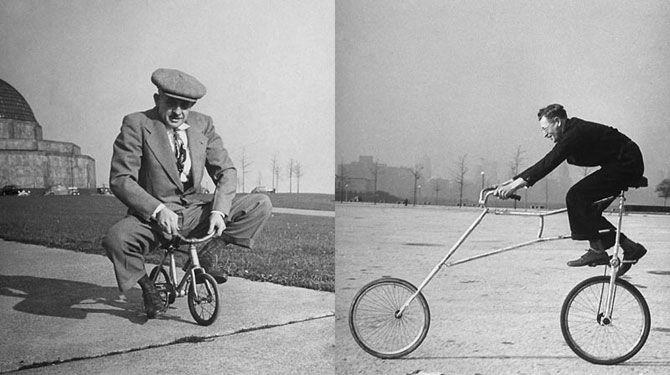 belorys_kh - Необычные ретро-велосипеды