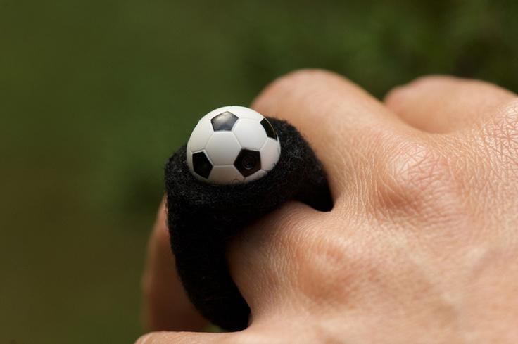 Soccer Ring // Fußball Ring. Europameisterschaft. // EM // EM  2012