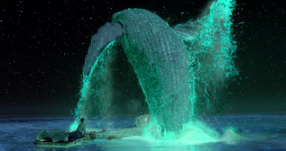 The 'Life of Pi' Whale