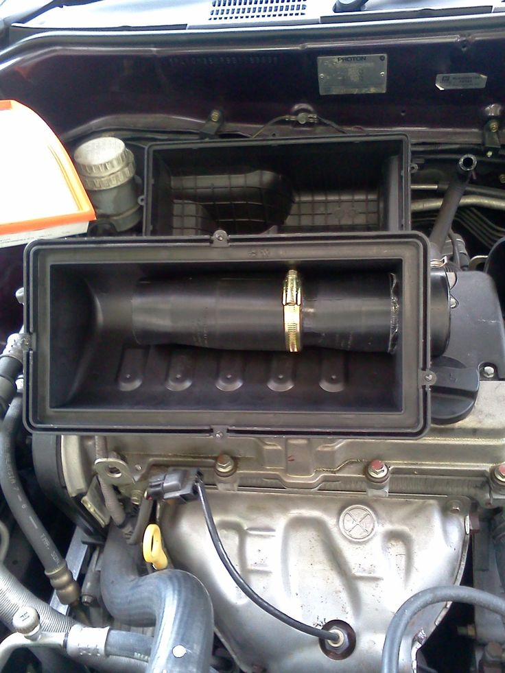 low cost turbo for Proton Exora
