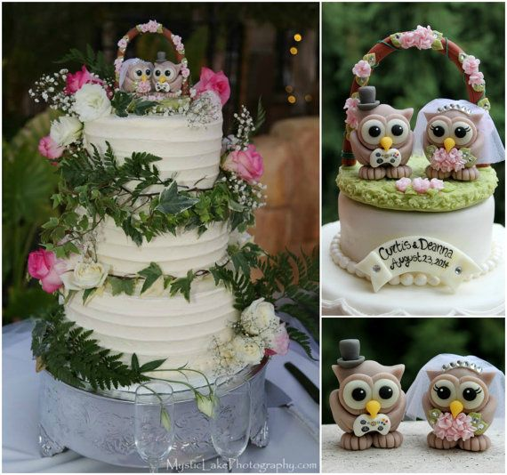 owl wedding decorations 1000 ideas about owl cake toppers on autumn 6355