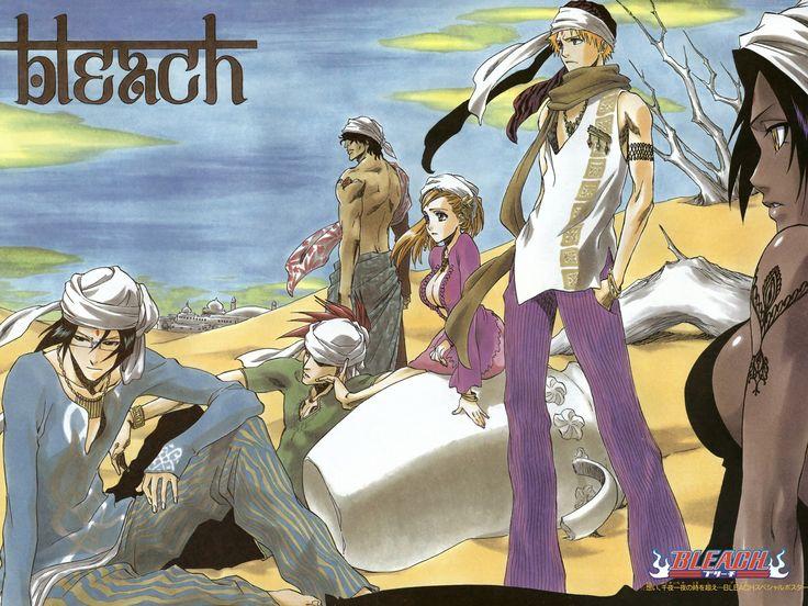bleach : High Definition Background 1920x1440