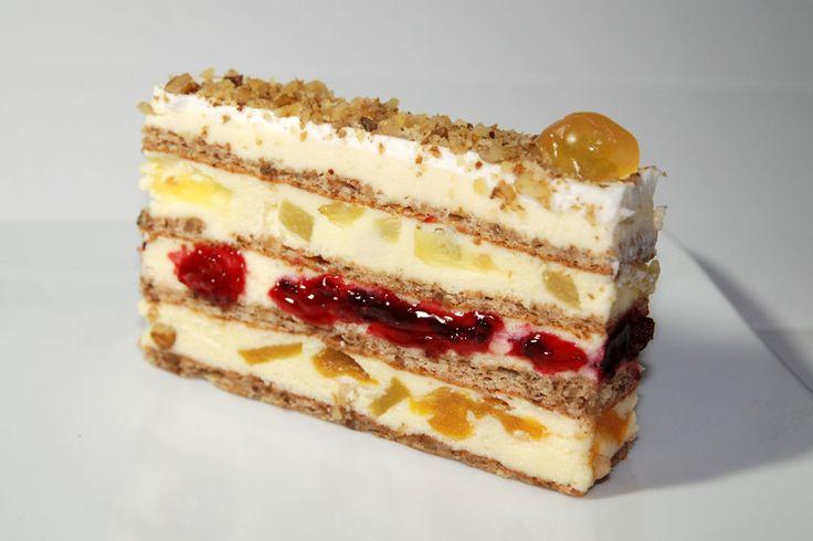 Moskva torta - Recepti za kolače