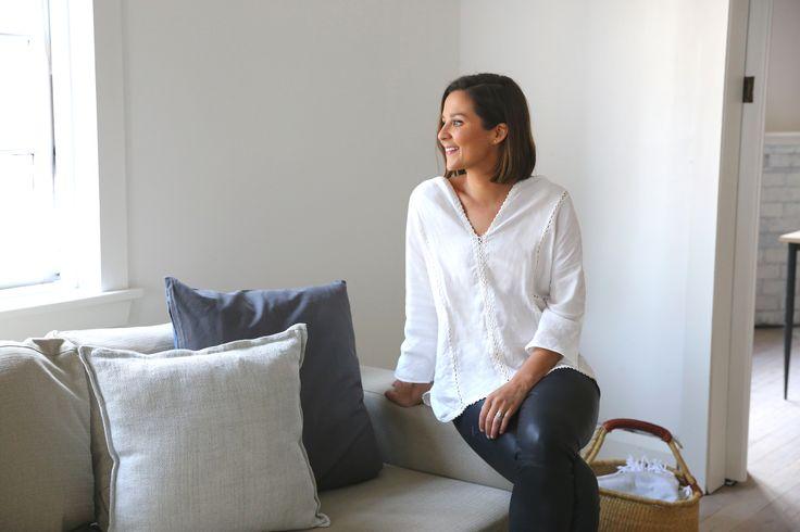 Eliza Ashe - Stylist & Writer. Photography: Heidi Boardman