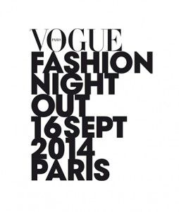 Vogue Fashion Night Out | colette