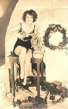 clara bow ukulele vintage christmas pinterest bows  ukulele