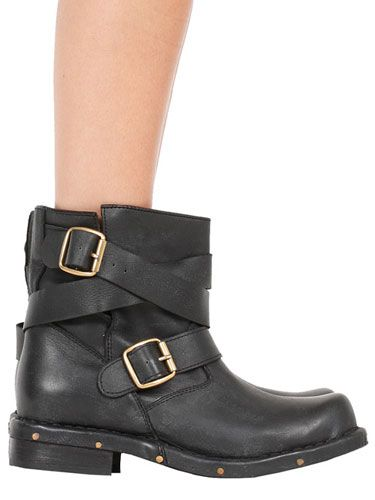 Motorcycle Boots for Women - Best Motorcycle Boots - Cosmopolitan