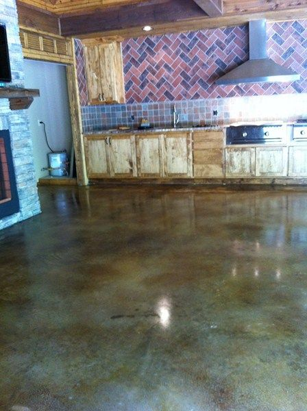 Am I Going To Slip And Fall On My New Stained Concrete Or Polished Concrete?  What About My New Epoxy Floor? While Glossy Floors May Look Like Theyu0027re ...
