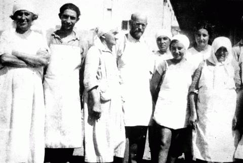 the doctor, Janusz Korczak