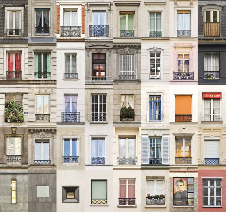 New Facade - Paris (#3 Edition of 30), Giuseppe Lo Schiavo