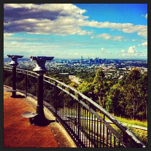 Mount Coot-Tha, Brisbane, QLD, Australia