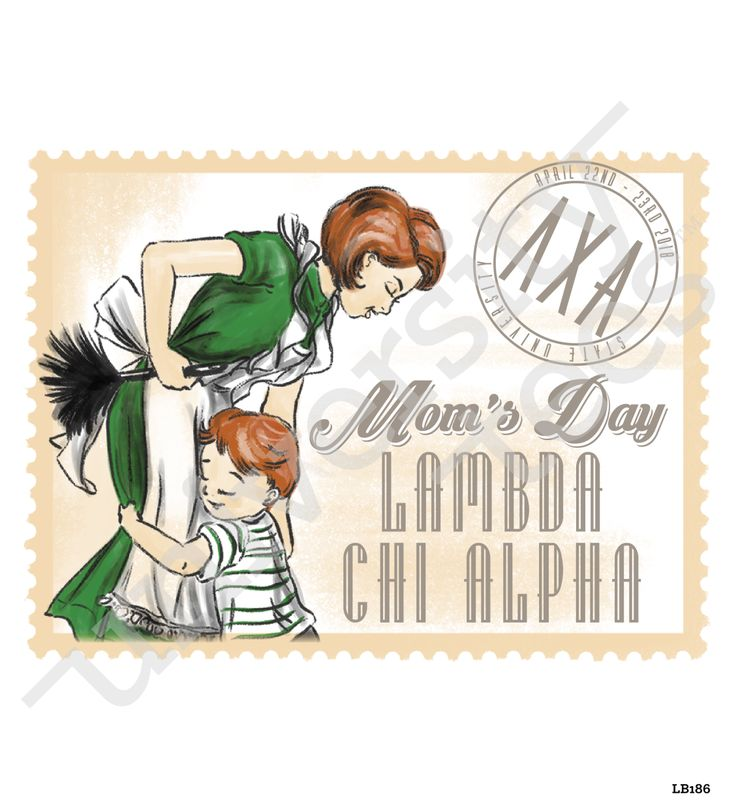 Mom's Day I made by University Tees I apparel designs | custom greek apparel | sorority t-shirt designs I social and mixers designs I hand drawn college designs