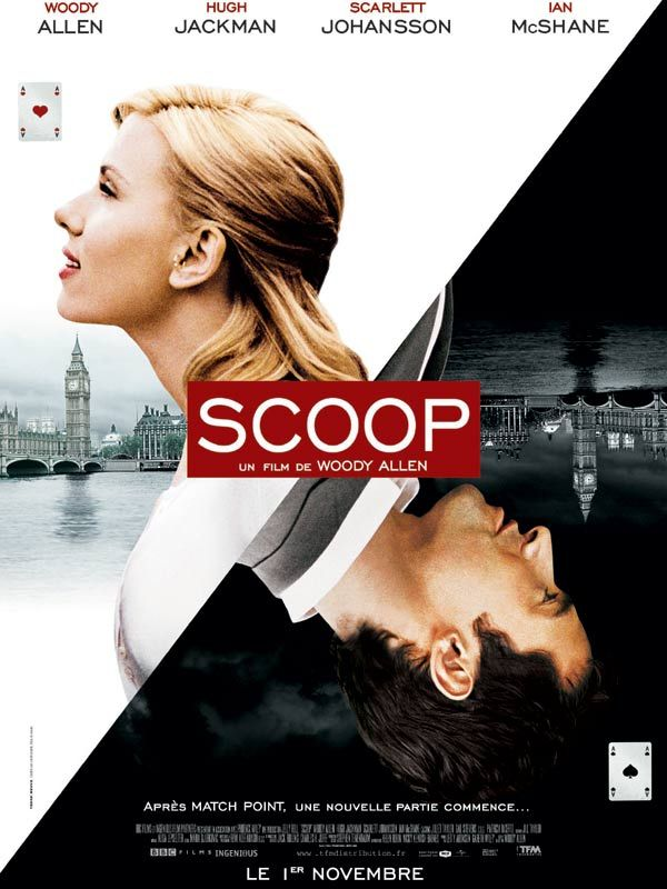affiche du film Scoop