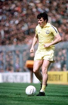 Eddie Gray Leeds United 1980