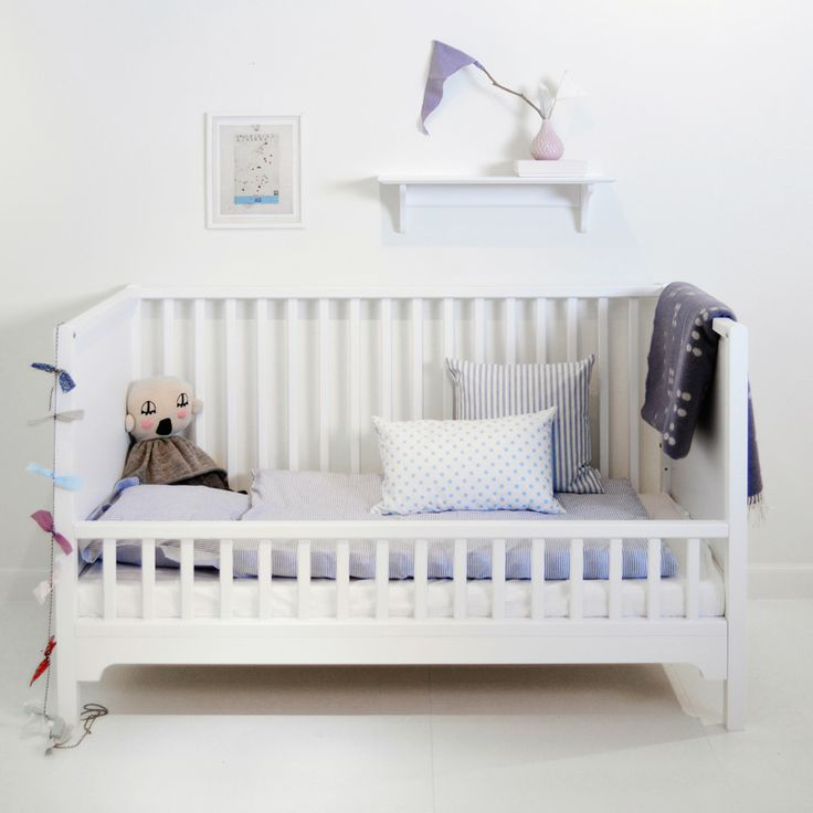 New Nordic cot bed by Oliver Furniture. www.oliverfurniture.com