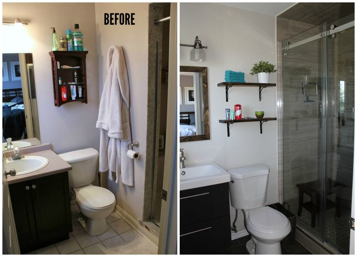 Photo Gallery Website ensuite bathroom renovation tile frameless shower same layout small bathroom redo