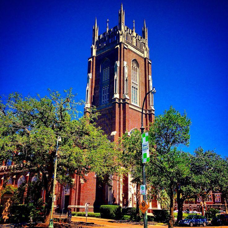 Loyola University, New Orleans, Louisiana
