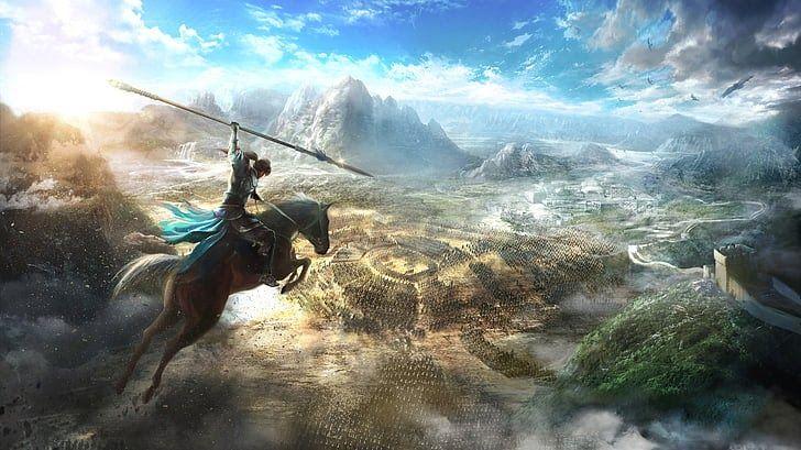Menakjubkan 22 Wallpaper Hp Game 3840x2160 Best Hd Wallpapers Of Games 4k Uhd 169 Desktop Backgrounds For Pc Mac La In 2020 Dynasty Warriors Warrior New Wallpaper Hd
