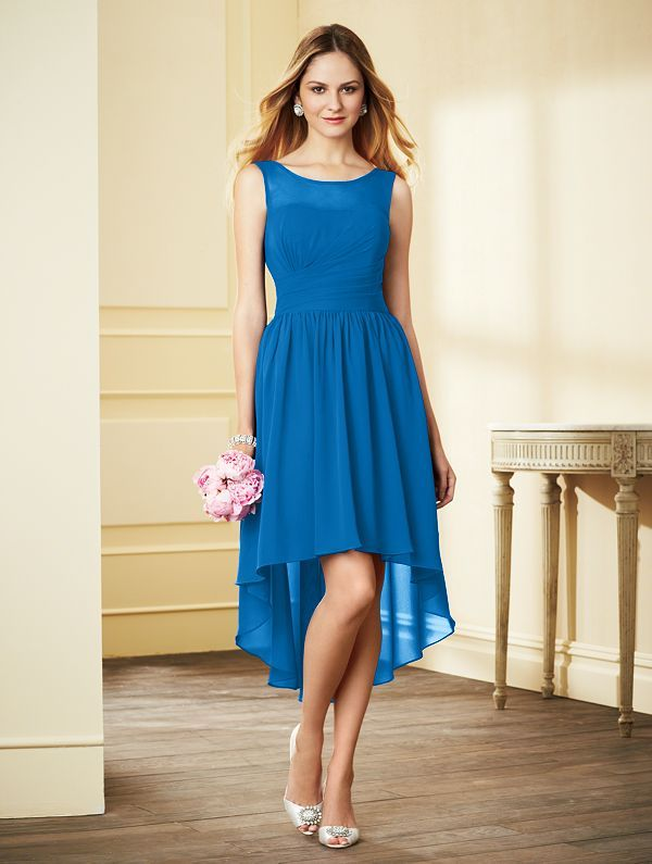 Love this bridesmaid dress!  Alfred Angelo Bridal Style 7298S from Bridesmaids