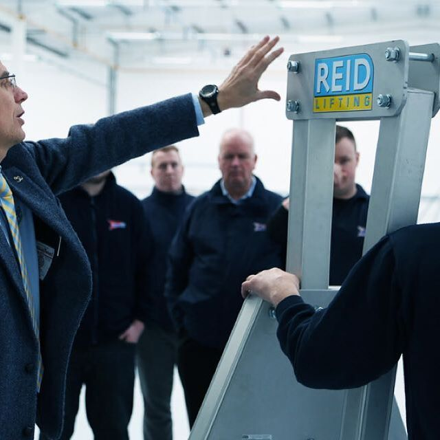 Goods And Personnel Lifting: 52 Best REID Lifting Applications Images On Pinterest