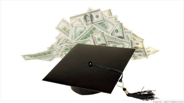 Graduate student loans are ballooning