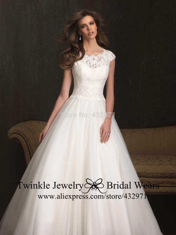 7 best Bröllopsklänning images on Pinterest | Wedding dressses ...