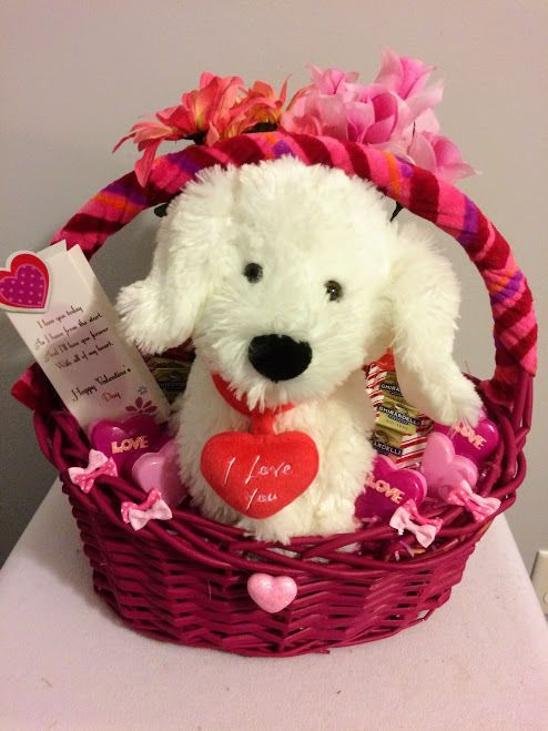 814 best order gift baskets retail products flowers candy nuts 35 ebay sale handmade pink puppy love easter gift basket handmade negle Choice Image