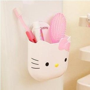 Aliexpress.com : Buy Free Shipping Kawaii Multi Function Cartoon Animal Suction Disc Organizer Box Toothbrush Holder Pencil Holder Retail from Reliable toothbrush holder suppliers on House of Novelty $6.99