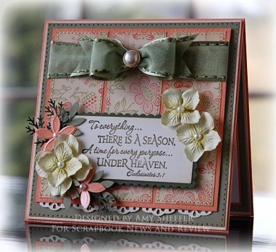 To Everything There Is A Season: Handcrafted Cards Misc, Cut Cards, Flowers Cards, Cards Ideas, Greeting Cards, Inspiration Cards, Floral Cards, Cards 92