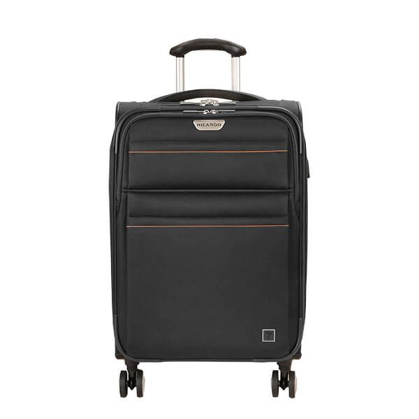 By putting comfort, style and functionality first, this lightweight luggage collection made with tough nylon delivers an effortless experience you'll be eager to travel with again and again.