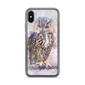 Watercolor Owl  Phone Cases [Referrer may receive compensation.]