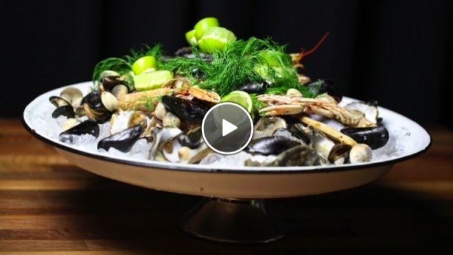 Plat fruit de mer - Grenzeloos Koken | 24Kitchen