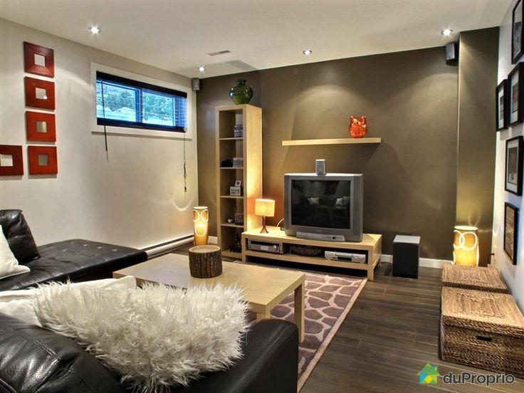 les 25 meilleures id es de la cat gorie sous sol avec. Black Bedroom Furniture Sets. Home Design Ideas