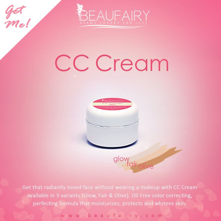 With CC Cream, no need for heavy makeup! Can serve as make up base. It has oil free color correcting, perfecting formula that MOISTURIZES, PROTECTS and WHITENS skin.   Order here: bit.ly/BFCCcream
